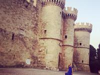 Мир средневековья, Родос