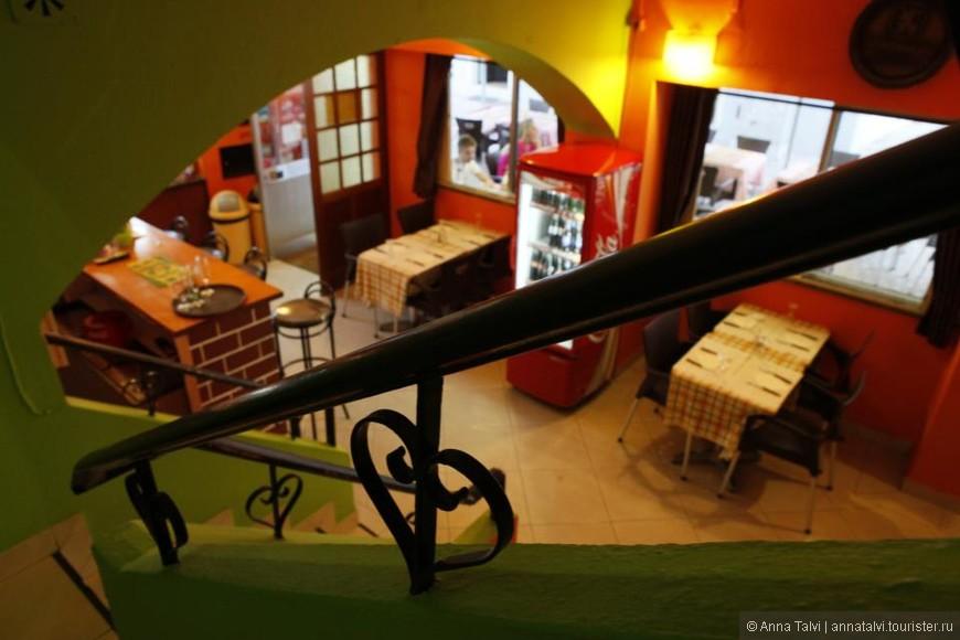 B ресторанах самые популярные и вкусные блюда - это рыба на гриле!