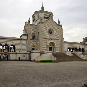 Cimitero Monumentale (Монументальное кладбище