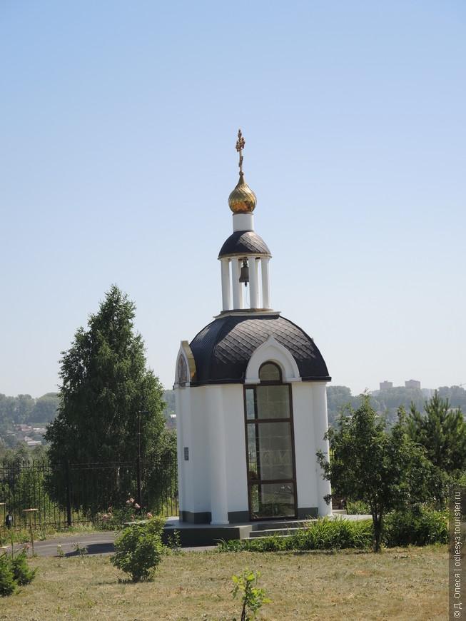 Часовня Святого Апостола Андрея Первозванного и Святой Блаженной Ксении Петербуржской