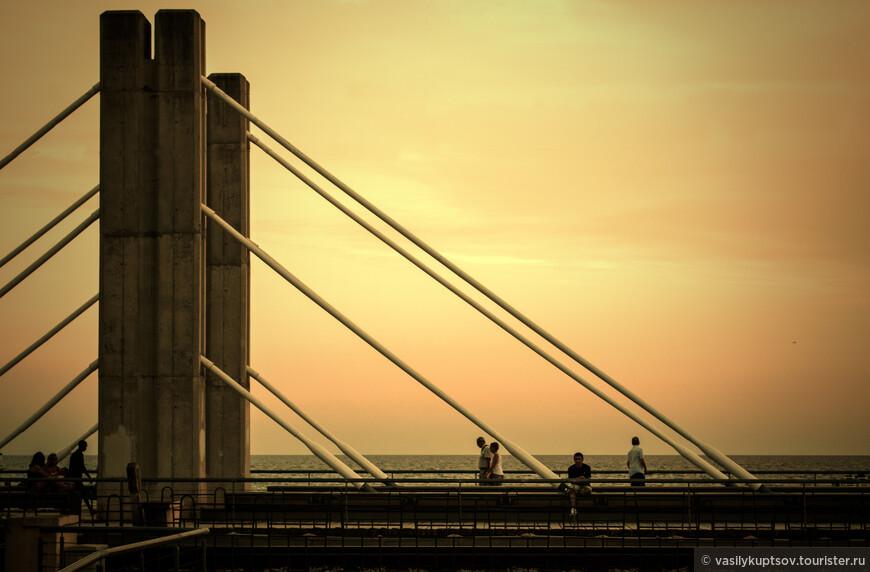 Каллея. Мост встреч