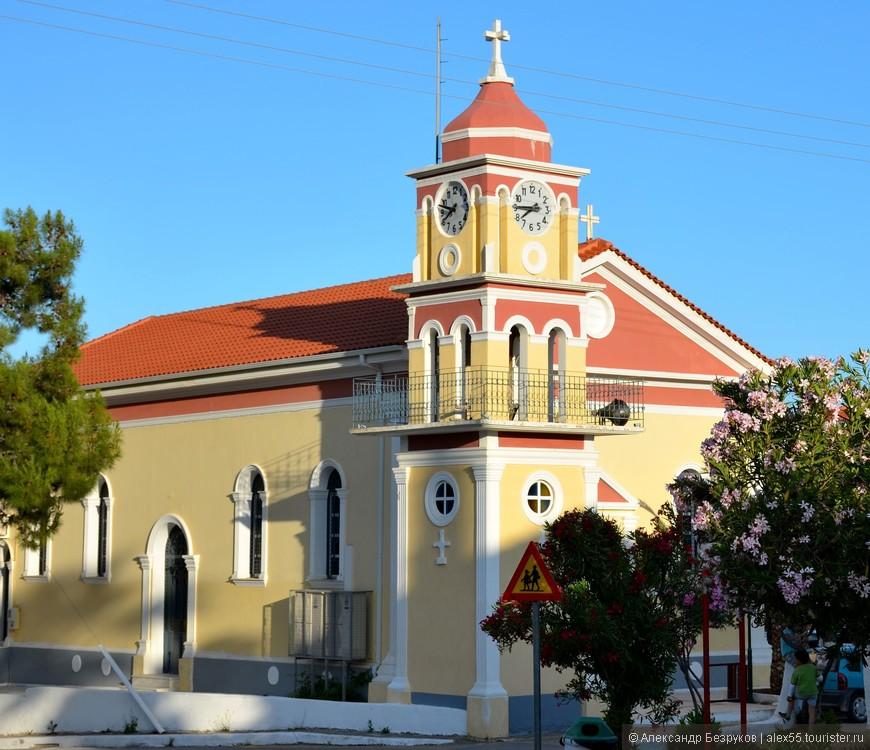 Церковь в Скала.