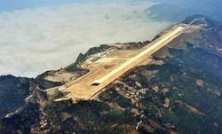 В Китае откроется аэропорт на вершине горы