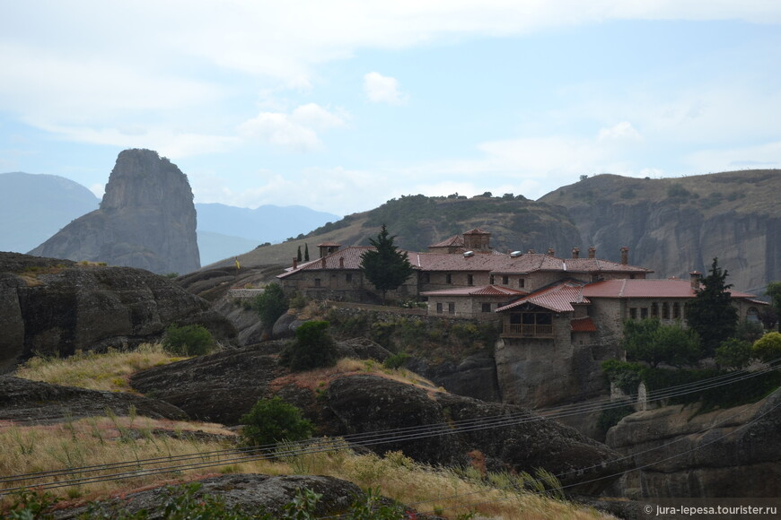 Метеоры занесены в список объектов всемирного наследия ЮНЕСКО