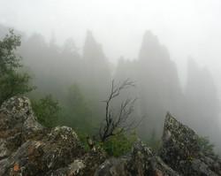 На Южном Урале спасли туристов, заблудившихся из-за тумана на Таганае