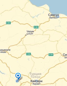 Маршрут: Автопутешствие по Турции. 19 дней и 7500 километров - ЧАСТЬ 1
