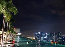 Otel Marina Bay Sands / Singapore