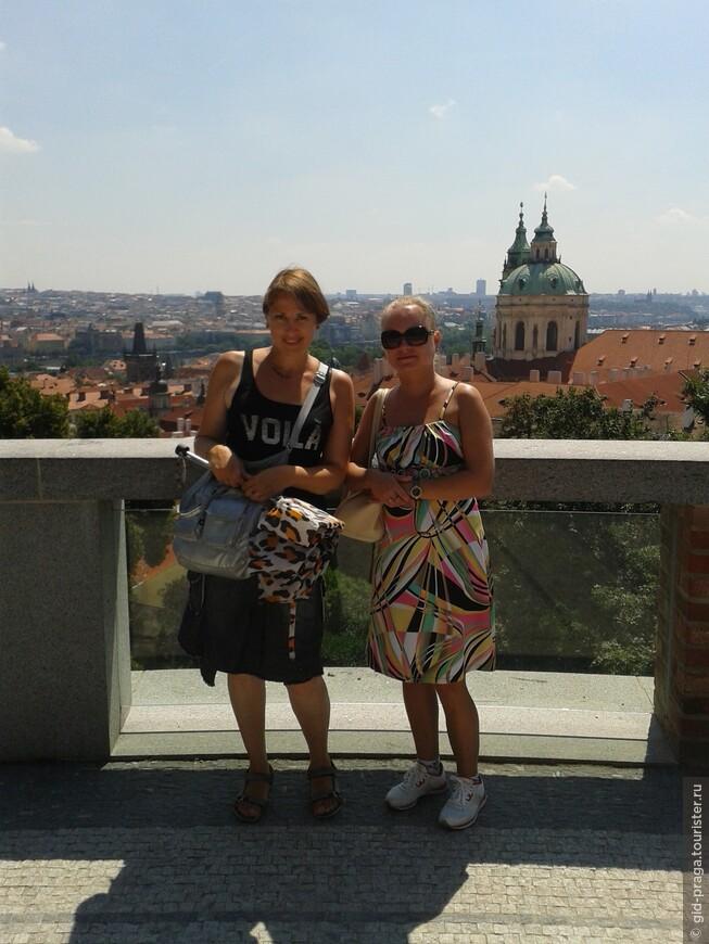 Прага, Пражский град, костел св.Николая www.gidvprage.com