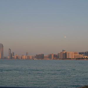 Столица Эмиратов — Абу-Даби - 2012