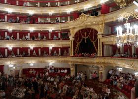 Великолепие Большого театра