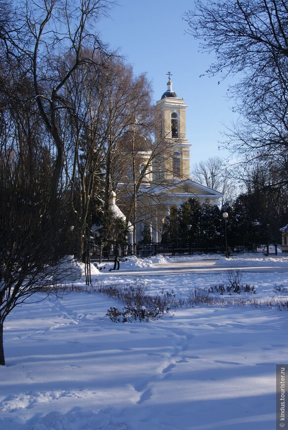 собор св. Петра и Павла.