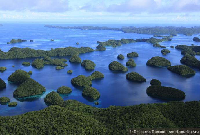 Затеряться в Микронезии. ПАЛАУ