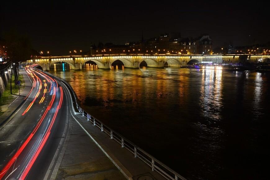 Вид на Новый Мост - Понт Нёф