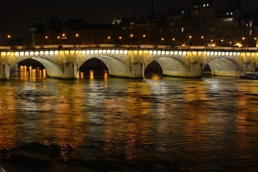 Новый Мост - Понт Нёф