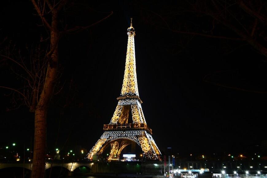 Вид на башню