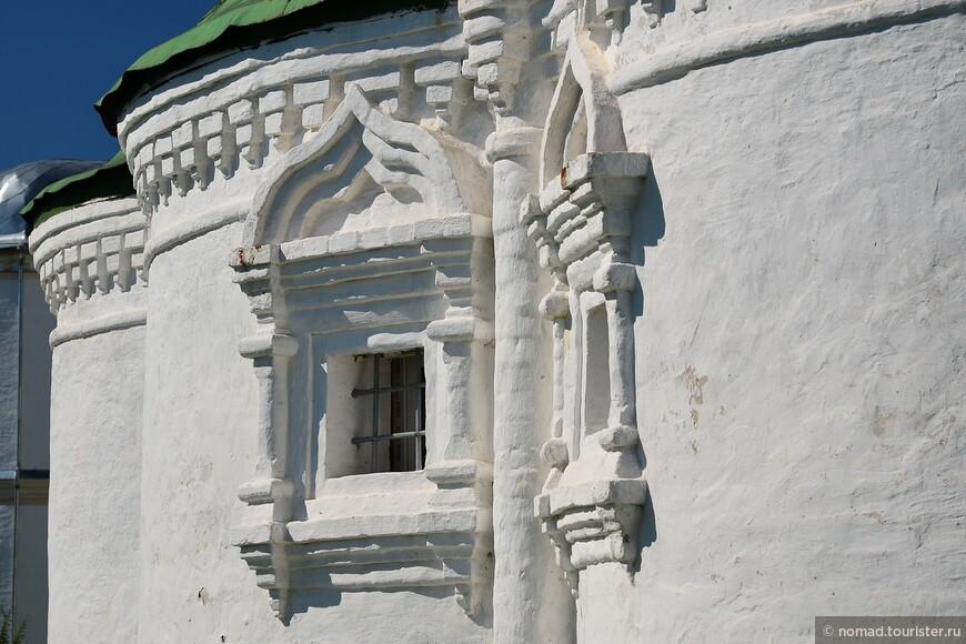 Свято-Троицкий Данилов мужской монастырь. Церковь Всех Святых.