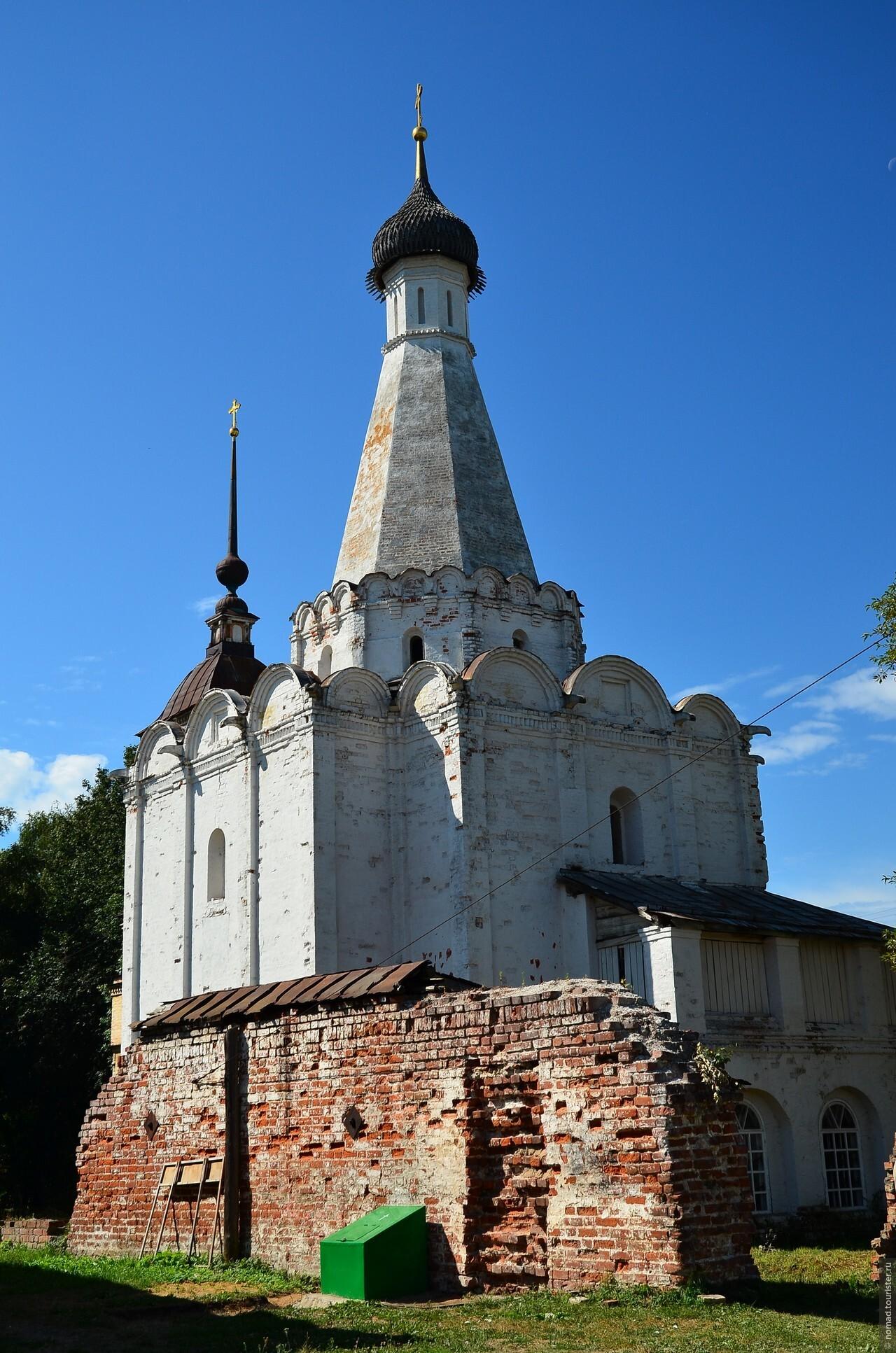 Церковь Петра Митрополита, Золотое Кольцо. Переславль-Залесский