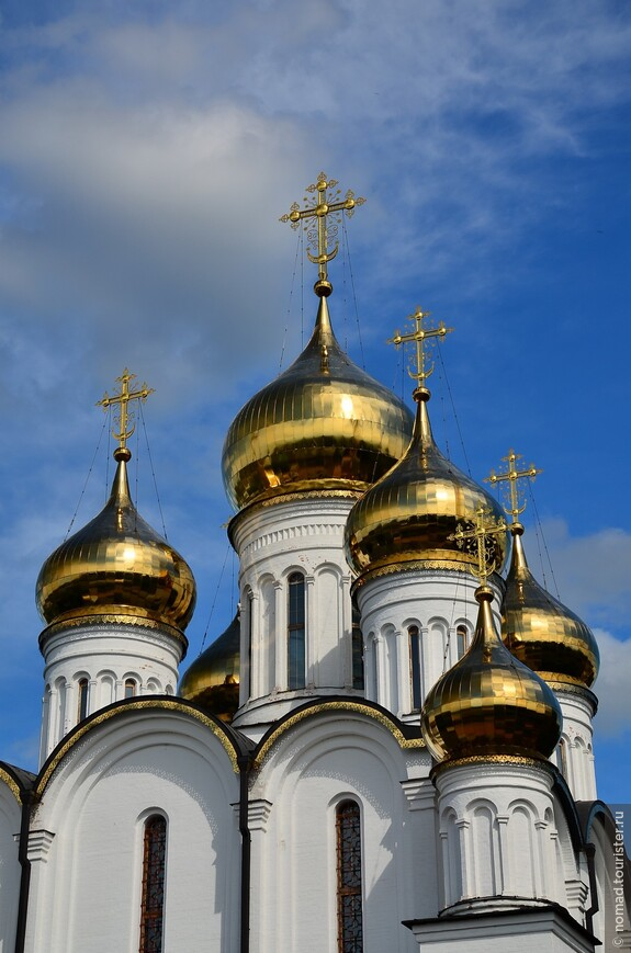 Никольский монастырь. Никольский собор.