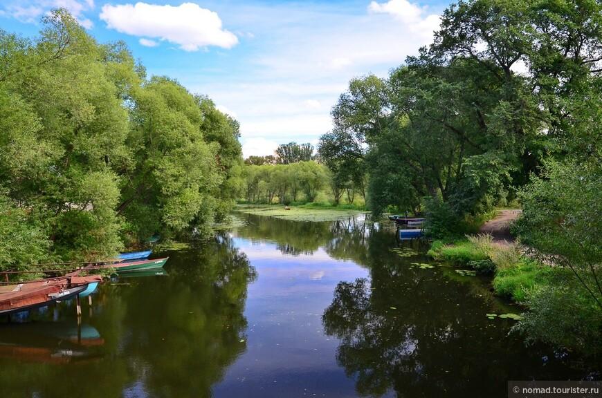 Река Трубеж