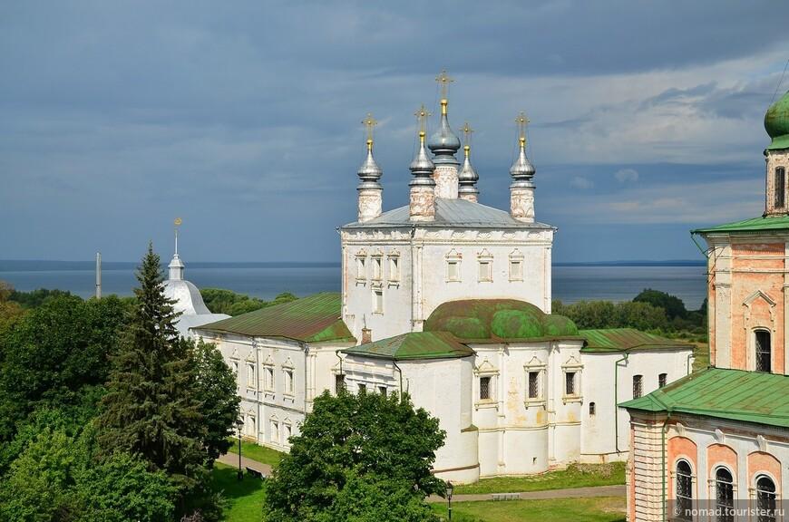 Горицкий Успенский монастырь. Церковь Всех Святых.
