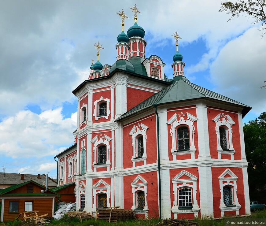 Церковь Симеона Столпника или Симеоновская церковь.