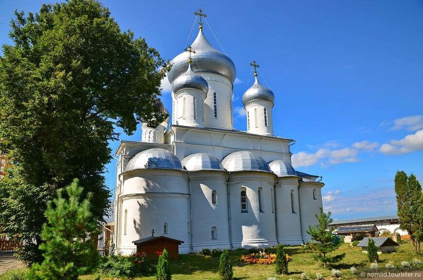 Никитский монастырь. Никитский собор