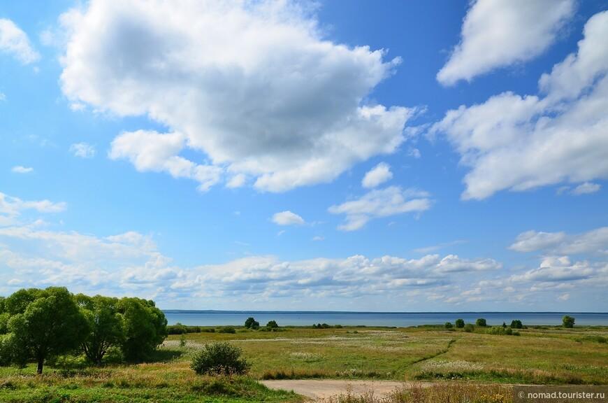 Дорога к Плещееву озеру
