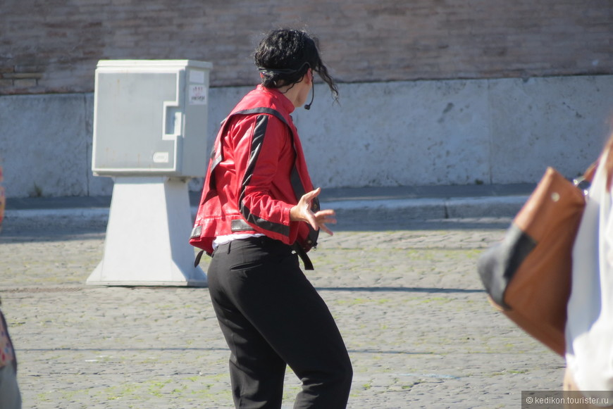 Майкл Джексон старался из всех сил.