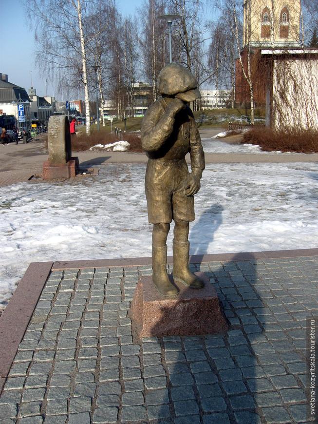 Мемориал сиротам войны