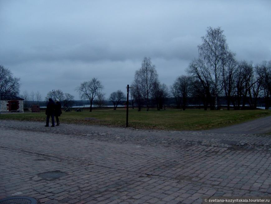 Крепость Линнойтус