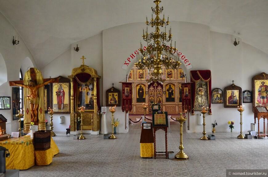 Церковь Иконы Божией Матери Боголюбской.
