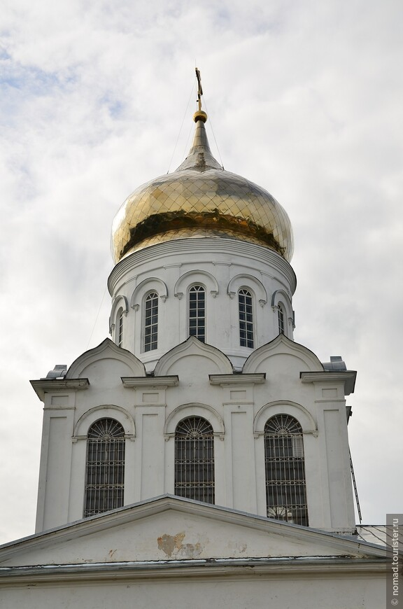 Собор Рождества Христова в Александрове.