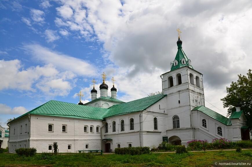 Александровская слобода. Успенская церковь.