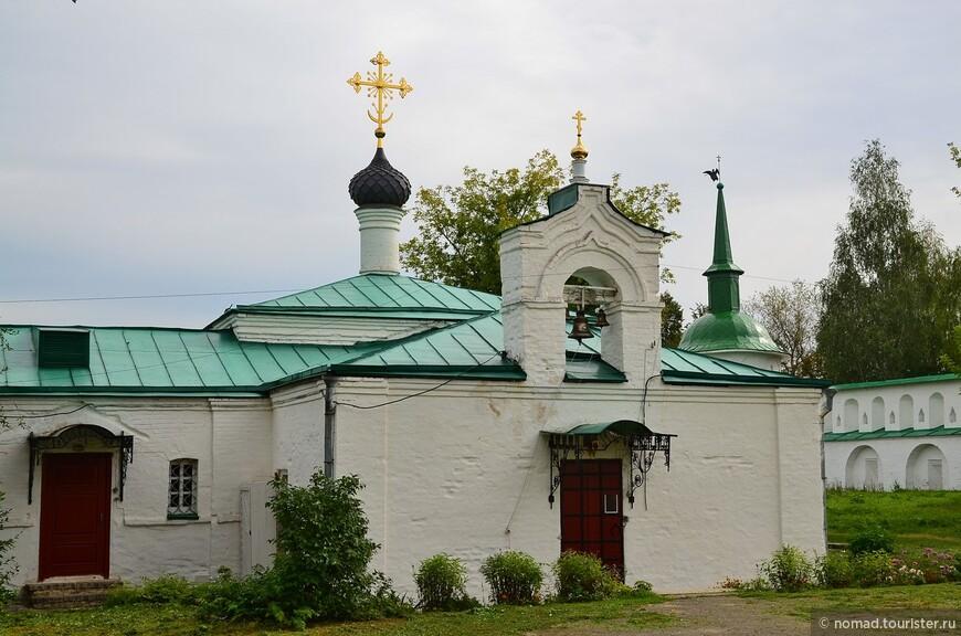 Александровская слобода. Сретенская церковь