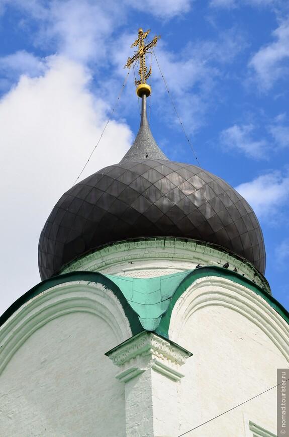 Александровская слобода. Троицкий собор.