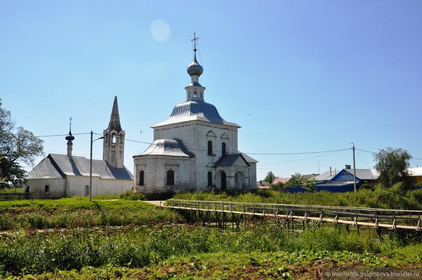 Столько церквей на 1 квадратный километр я еще не видела нигде!