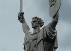 Музей Великой Отечественной войны. Киев.