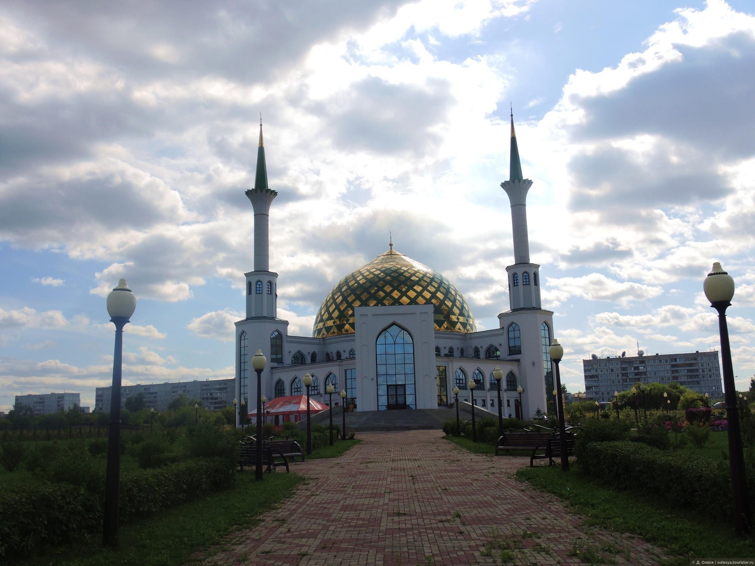 этом кемерово мечеть картинки фото