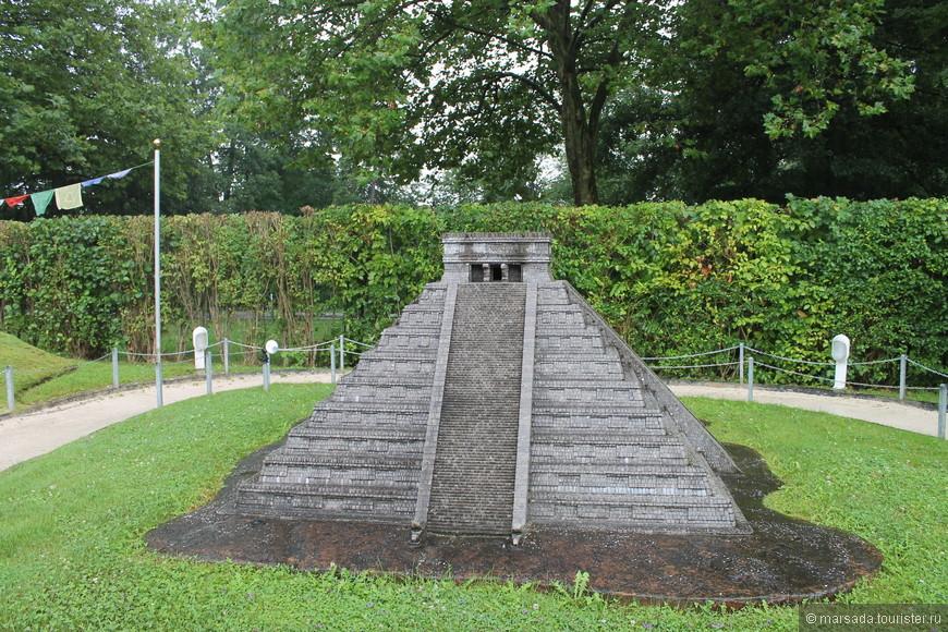 Знаменитые мексиканские пирамиды