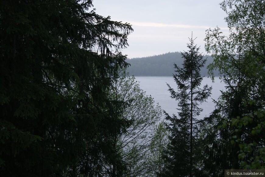 Озеро Глубля.