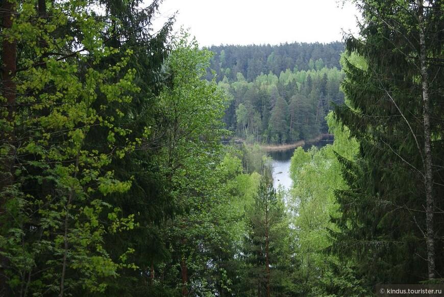 Озеро Глубелька.