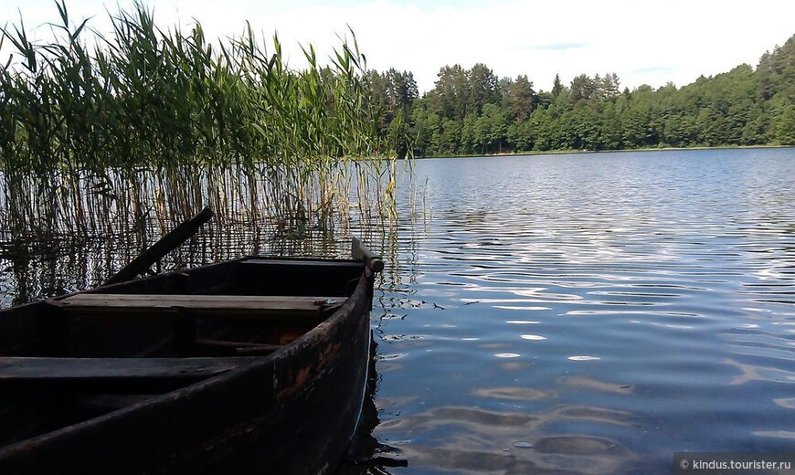 Озеро Балдук.
