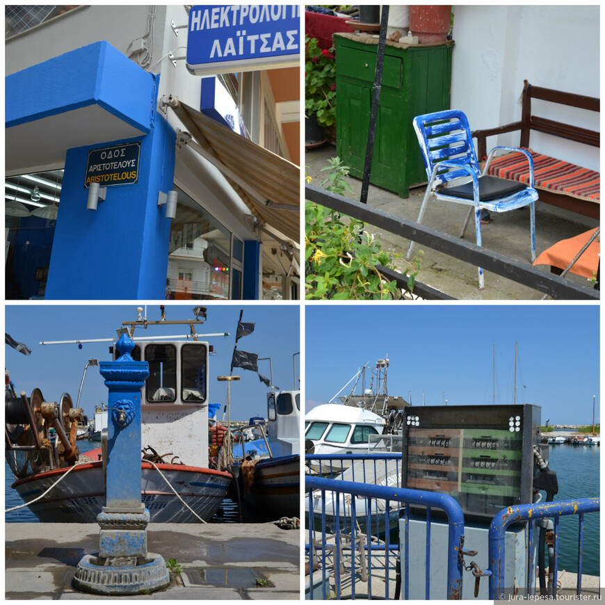 По одной из версий, пять синих полос на флаге Греции обозначают пять океанов.