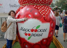 Фестивали Московское варенье и Джаза