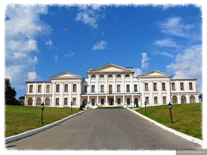Голицынский дворец