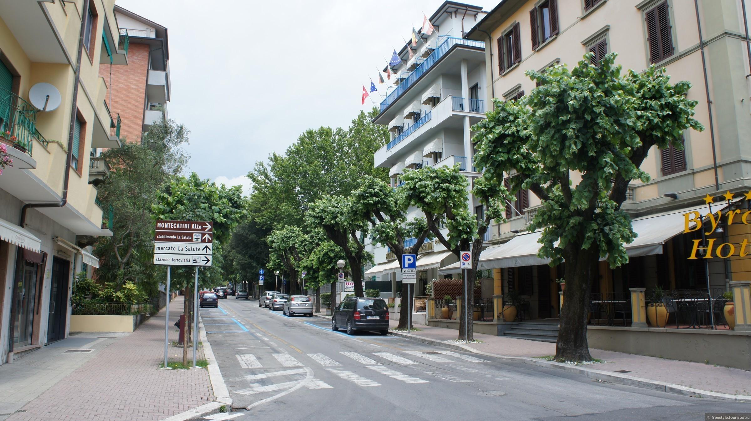 Comprare uno studio a Montecatini Terme Malaga