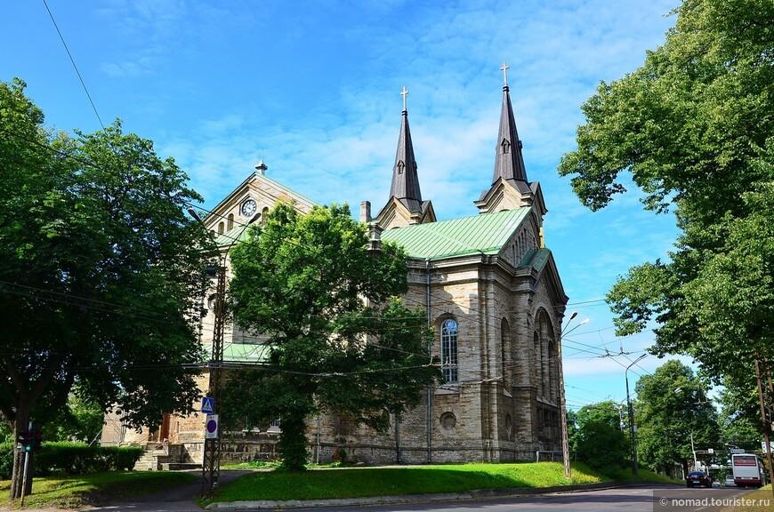 Эстонская Евангелическо-лютеранская церковь святого Карла