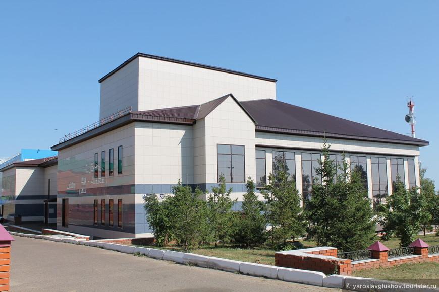 Музей города Лаишево.