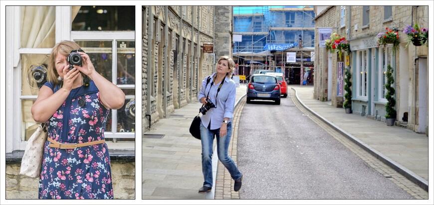 Блоггеры Туристера на фото-охоте.