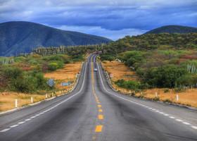 Мексика. Пять цивилизаций. Часть V - Горы, кактусы и Оахака